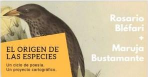 El origen de las especies Rosario Bléfari Maruja Bustamante